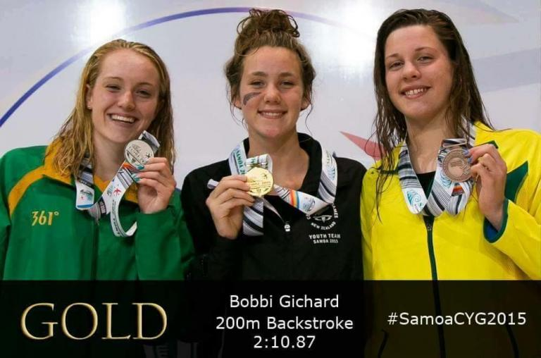bobbi gichard gold supported by tumu